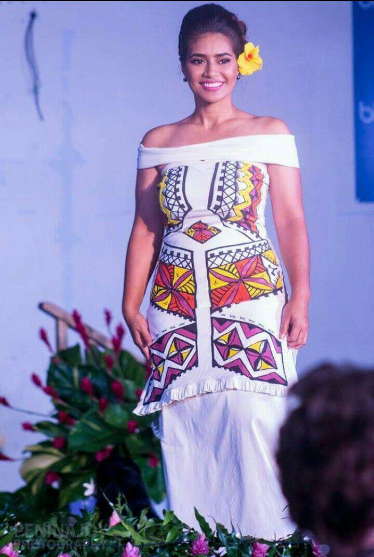 Miss samoa 2016/2017 | From the islands | Pinterest | Fashion