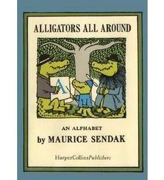 Maurice Sendak. ALLIGATORS ALL AROUND by Maurice Sendak.
