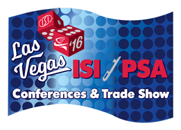 2016 ISI/PSA Conferences and Trade Show, Las Vegas, NV ~May 31-June 4, 2016