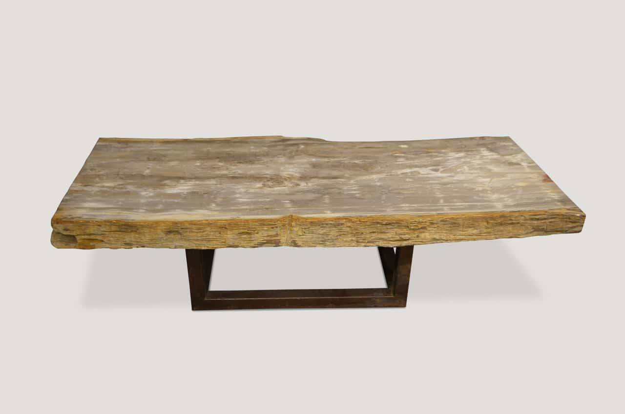 Petrified Wood Furniture High Quality Petrified Wood Collection Andrianna Shamaris Coffee Table Coffee Table Wood Wood Furniture [ 848 x 1280 Pixel ]