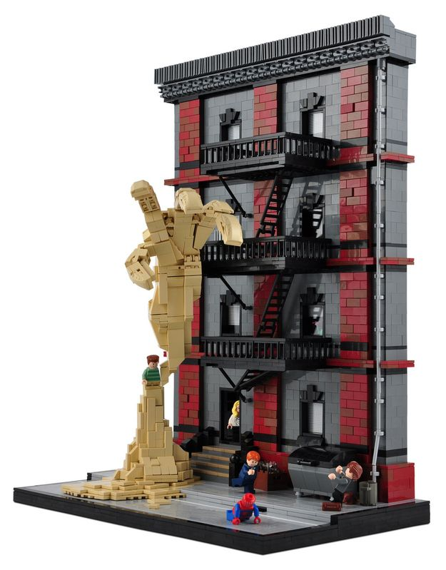 Community Post: These 15 Lego Movie Builds Will Blow Your Mind.