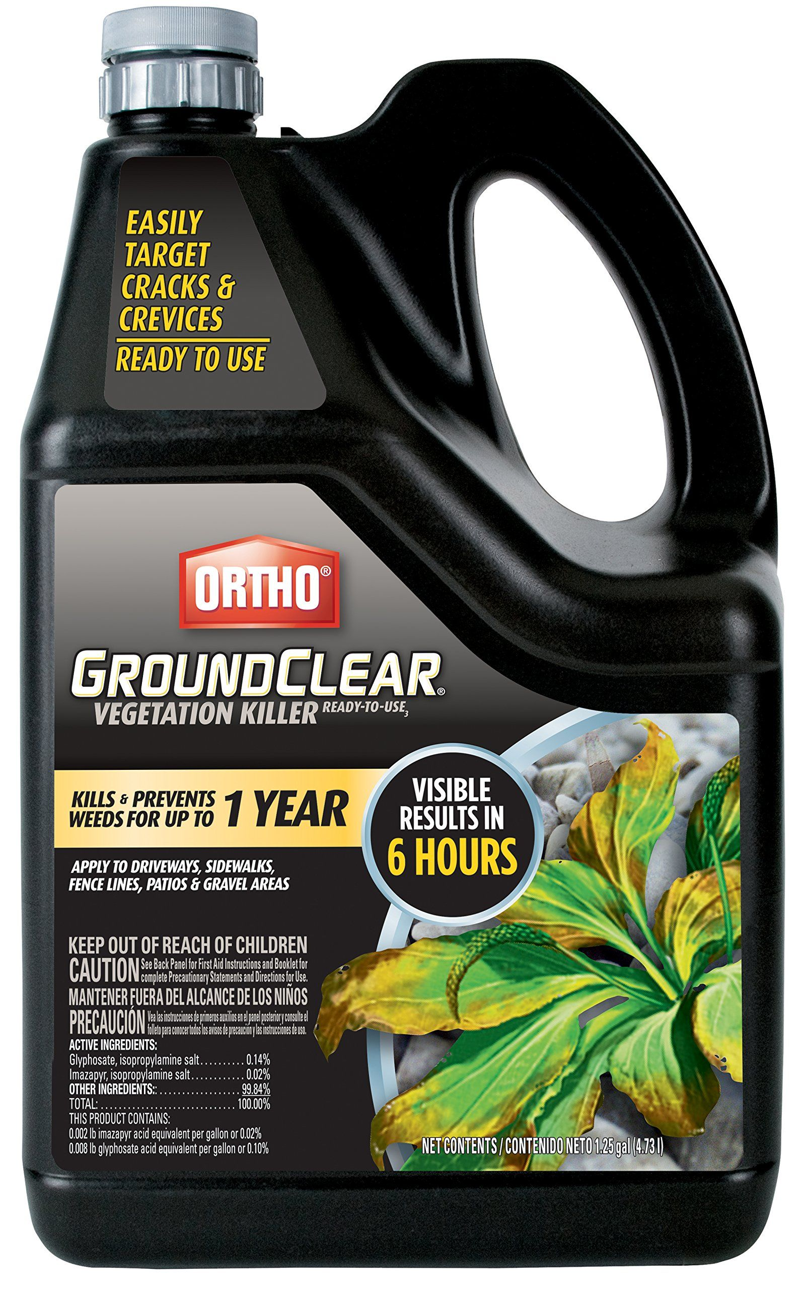 Ortho Lawn Weed Killer