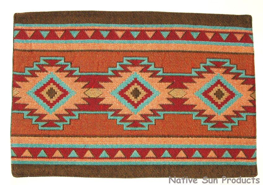 Dress Up Your Next Gathering With These Beautiful Woven Placemats 13x19 Cloth Backing