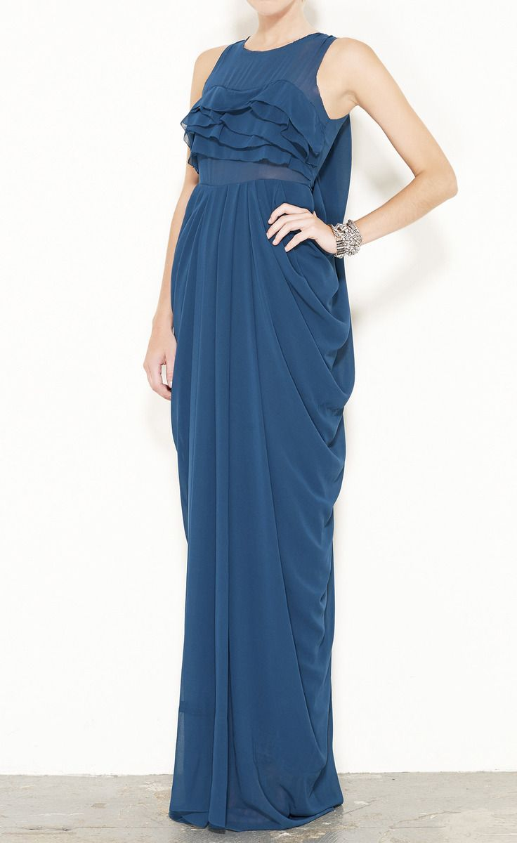 3.1 Phillip Lim Teal Dress