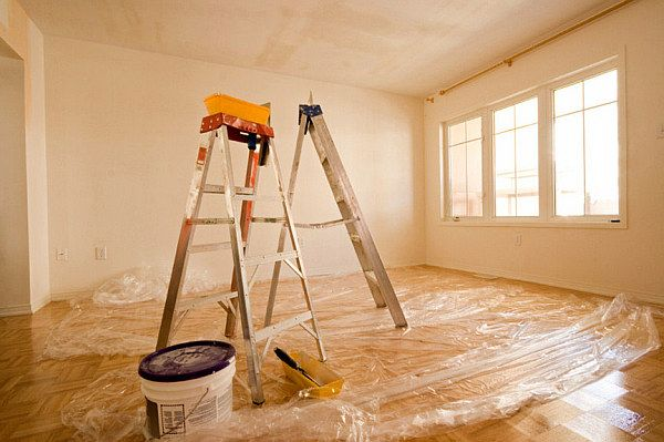 Image result for professional painter for home renovation