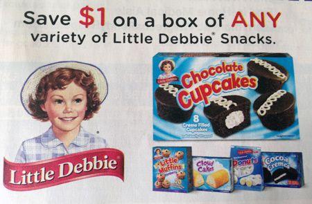 Winco Little Debbie Snacks Just 0 48 Queen Bee Coupons Savings Debbie Snacks Snacks Winco