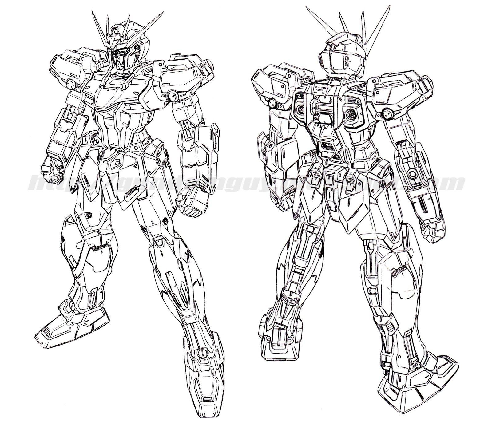 Gundam Guy Mg 1 100 Aile Strike Gundam Ver Rm