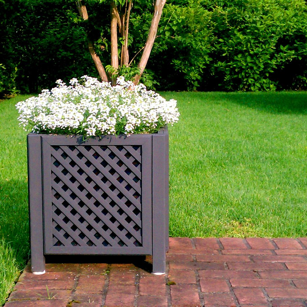 A Diy Project For Hubby And I Make This To Hide Outdoor Speakers Outdoor Speakers Backyards Outdoor Speakers Diy Outdoor Speakers