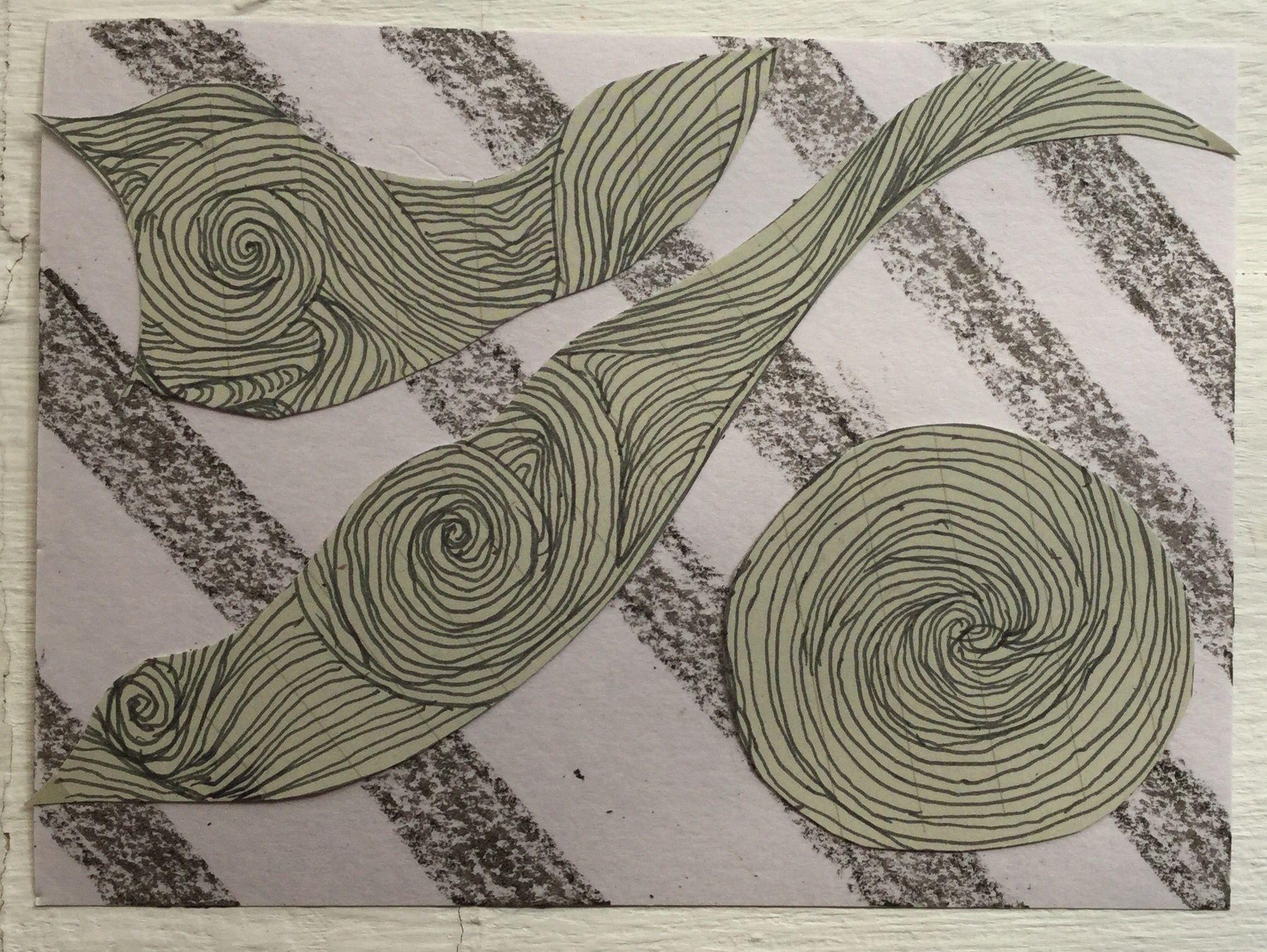 Some swirls pen drawing pinterest