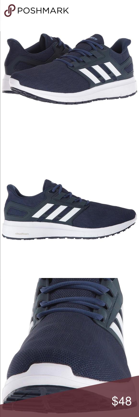 Adidas Energy Cloud 2 New With Box Size Us 9 5 F 43 1 2 Uk 9 Adidas Shoes Athletic Shoes Adidas Women Blue Adidas Adidas