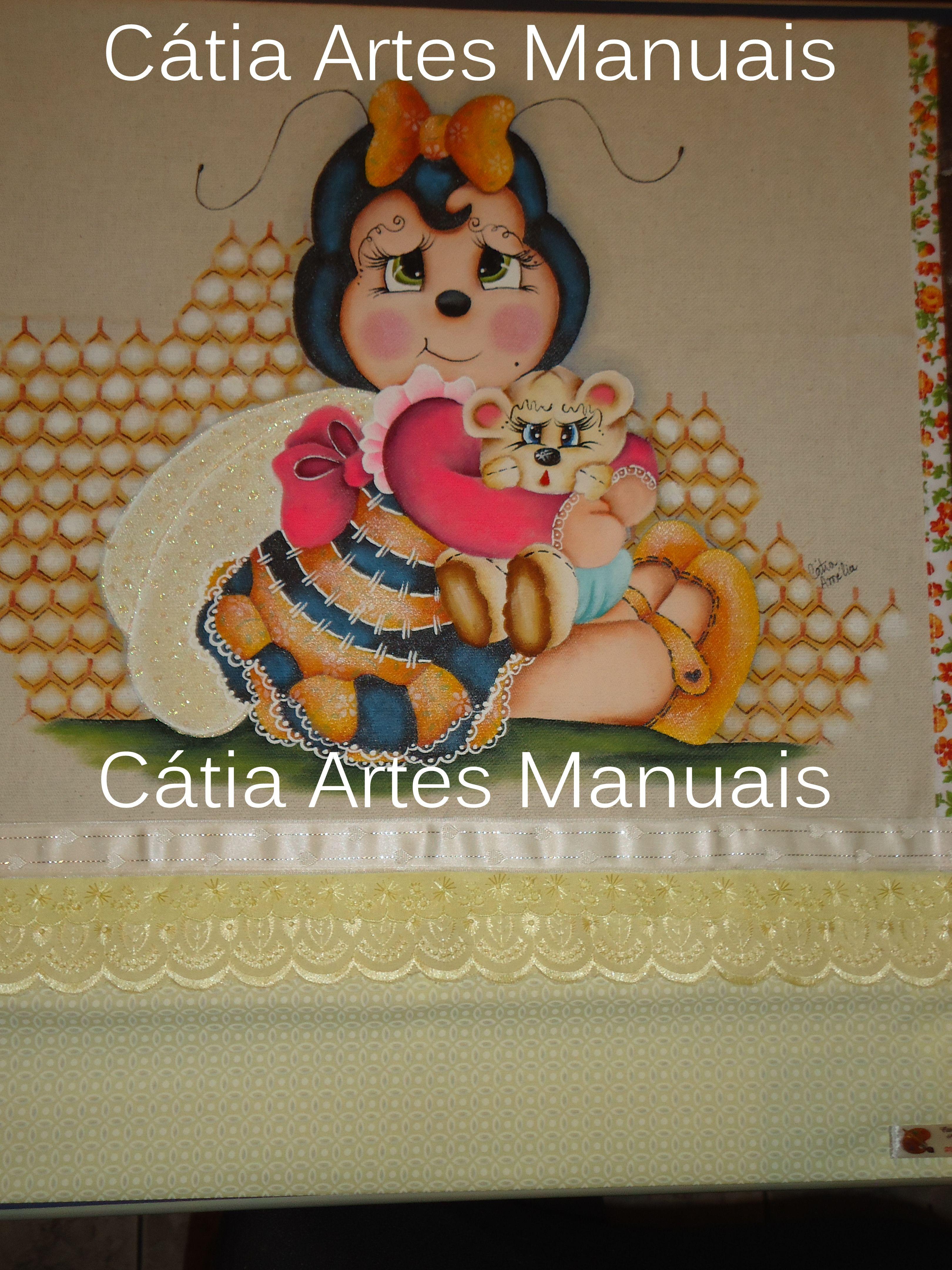aulas de pintura em tecido country contato tel. 21-31370069 e-mail catiaartesmanuais@gmail.com