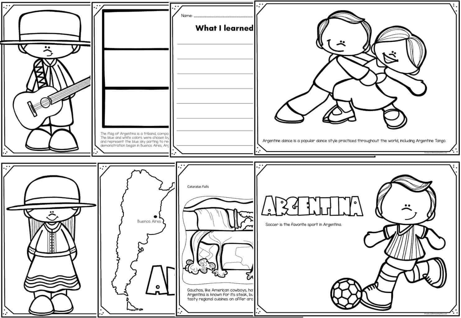 Read Color Learn Country Coloring Pages Coloring Pages Geography For Kids Coloring For Kids