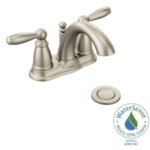 Moen Caldwell Bathroom Faucet Brushed Nickel | http ...