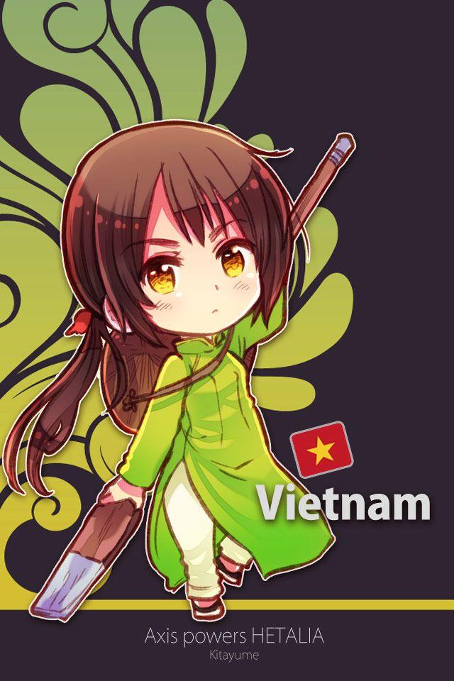 Chibi Vietnam, Kitayume, Dazee~