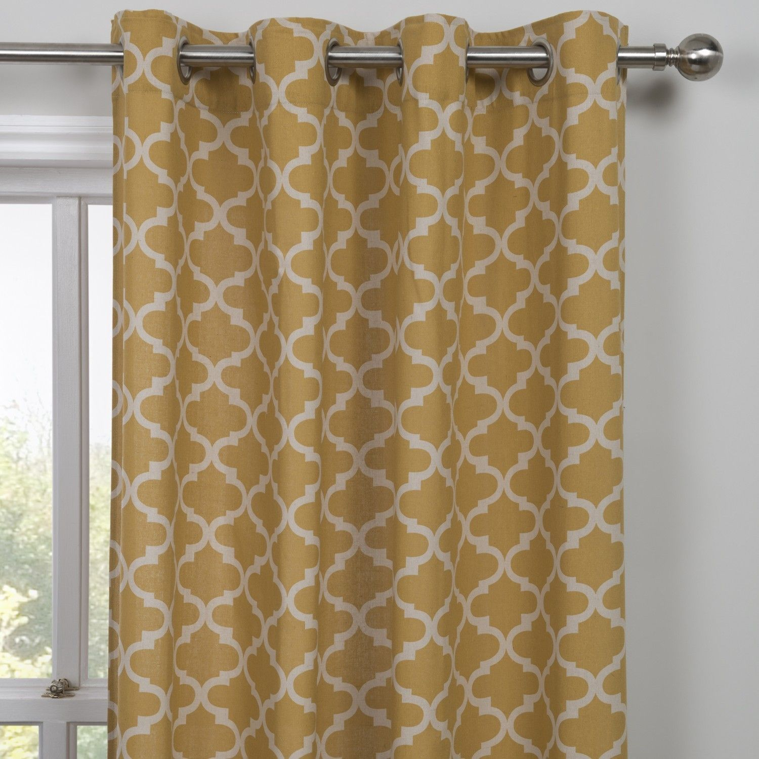 Moroccan single panel curtain decorating in pinterest