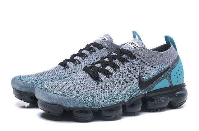 8e3547ba7259 Nike Air Vapormax 2.0 Flyknit 942842 104 Dusty Cactus Hyper Jade Shoe