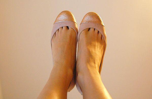 363c3bab74b ... glitter ballerina flats 70672 b7724  coupon for shoe lust jimmy choo  whirl patent leather ballerina flats 230d9 0e839