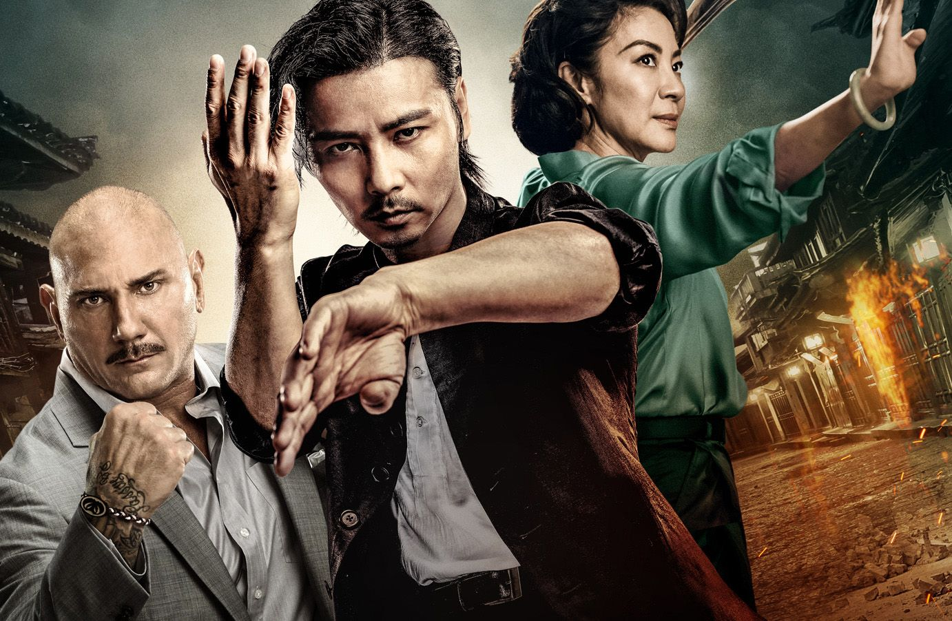 Fantasia 2019 Master Z Ip Man Legacy Is All About The Fanciful Fighting Ip Man Tony Jaa Michelle Yeoh
