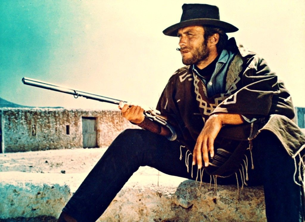 clint eastwood the definition of manliness men s fashion