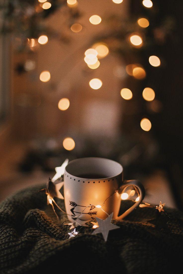 Teacup lights #coffeecup