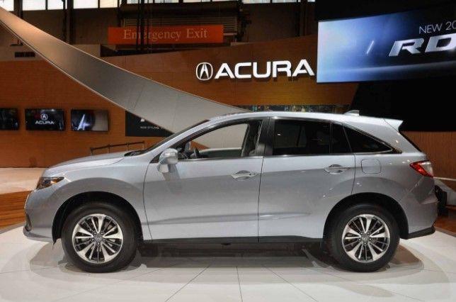 2020 Acura Rdx Redesign Engine And Price