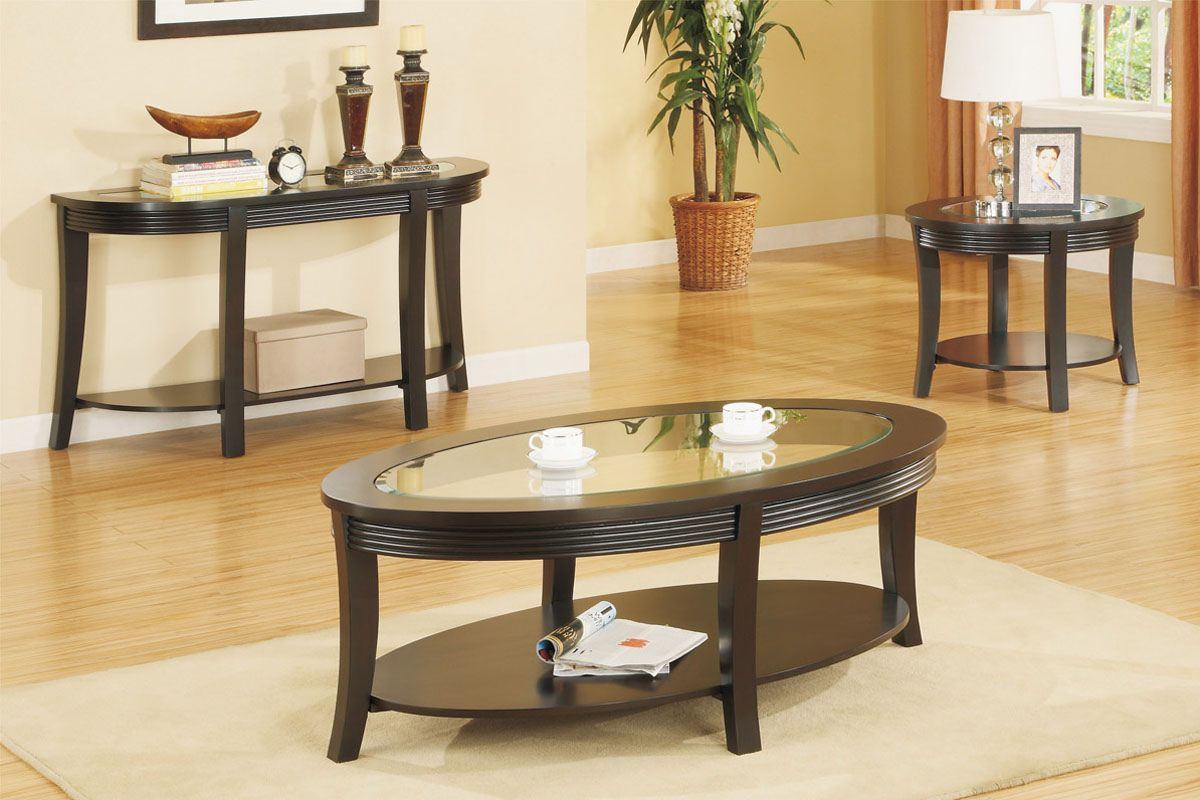 Round Coffee and End Table Sets - Living Room Tables Set Check more ...