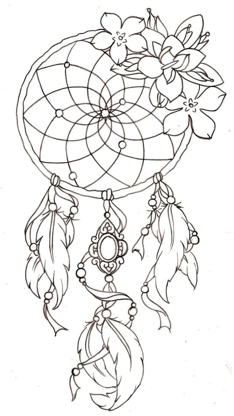 Das Traumfänger Tattoo und seine Bedeutung + Ideen für alle Körperstellen - Dekoration Haus