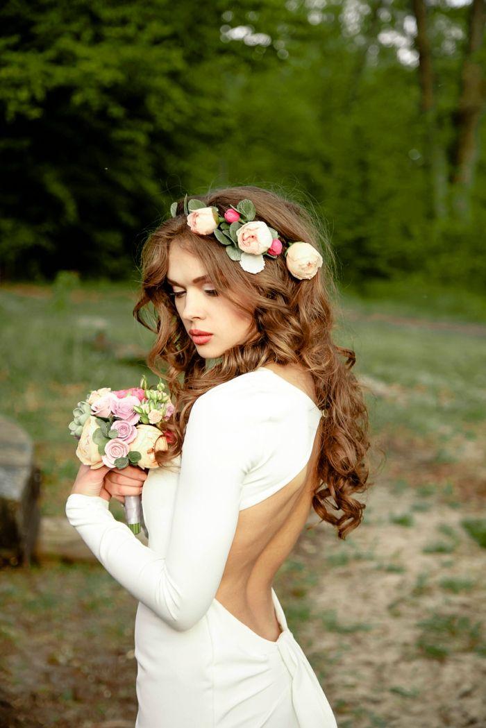55 Brautfrisuren Stilvolle Haarstyling Ideen Fr Lange
