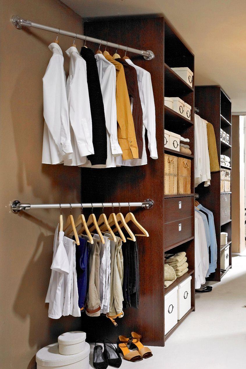 Kleiderschrank Stange