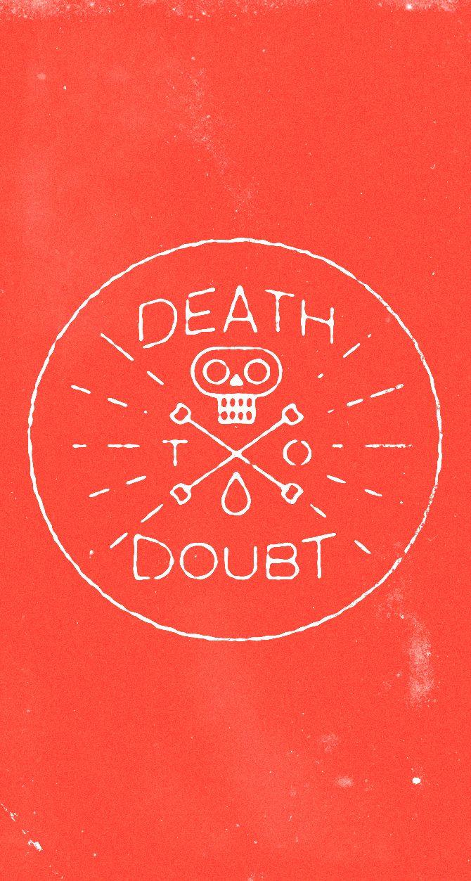 logo / Richard Perez – Death to Doubt