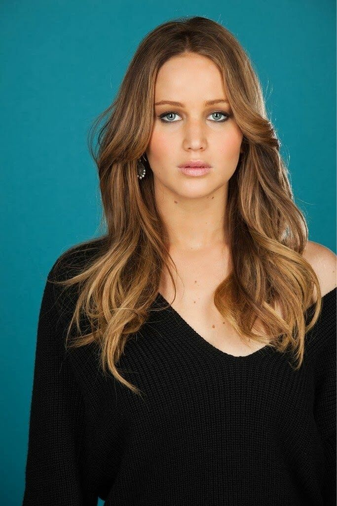 Light Brown Hair Color With Dark Blonde Highlights Photo Wallpaper New Hair Color Coming Soon Jennifer Lawrence Hair Jennifer Lawrence Jennifer Laurence