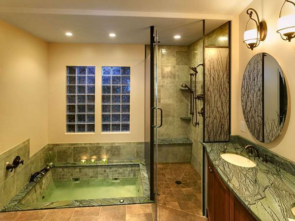 Walk-In Shower Design Ideas and Remodeling Tips [Free Guide ...