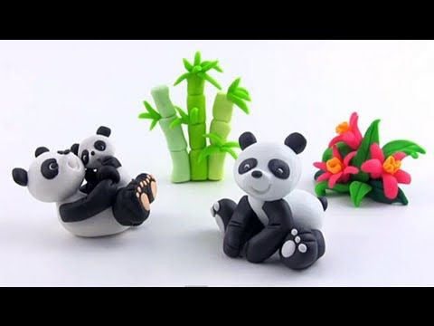 Favorit Tiere modellieren! | Modellieranleitung! | Fimo, Fimo polymer clay NA26