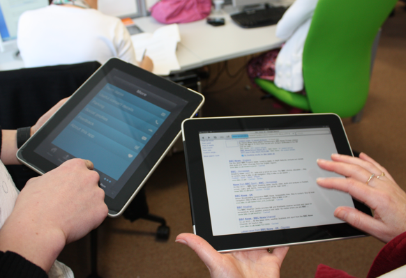 The Top 5 iPad Apps Being Used In Classrooms Right Now