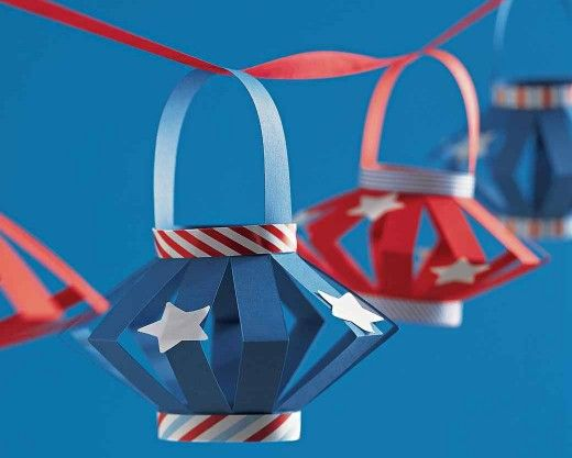 47 Patriotic Craft Ideas 4th Of July And Memorial Day Patriotic