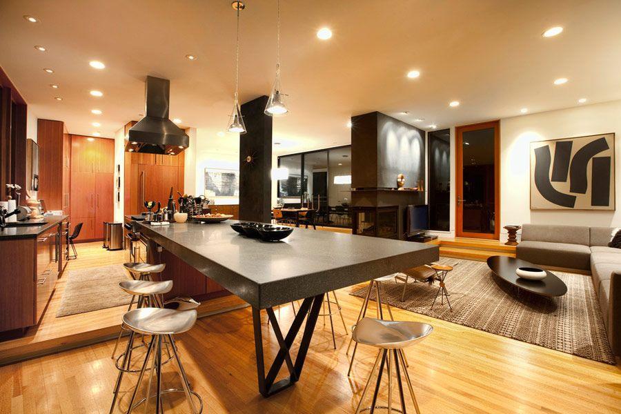 Hoke House By Skylab Architecture Plastolux Contemporary House Zen House House Design