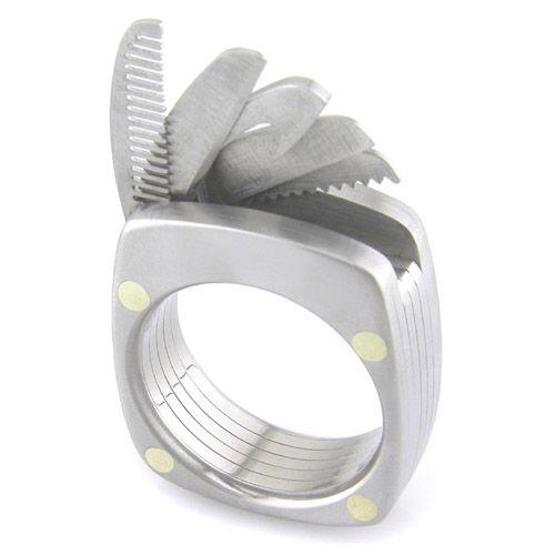 Fun Fabulous Fashionable 28 Unique Wedding Rings For Men Little Vegas