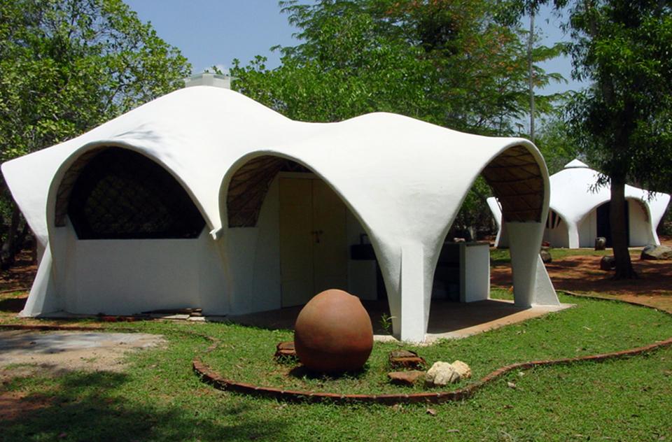 Ferrocement & Vermiculite | Auroville | Earthship ...