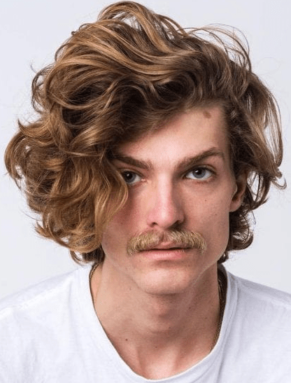 25 Impressive Hairstyles For Men With Wavy Hair Mens Hairstyles Easy Mens Hairstyles Wavy Hair Men