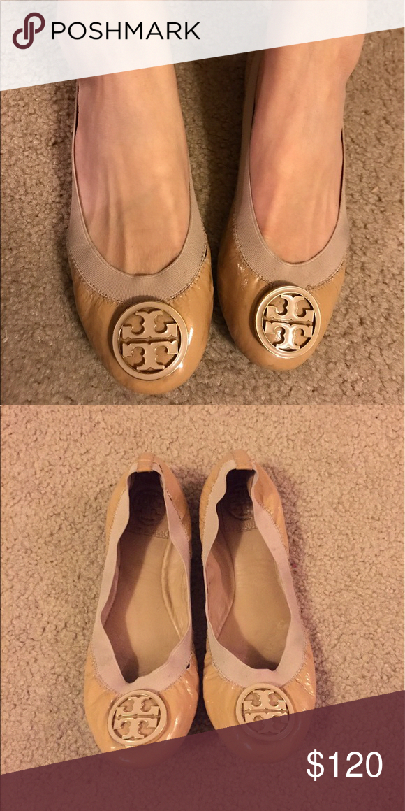 d161ce9743e Tory Burch Caroline Ballet Flat Classic and always on trend! These flats  are in the