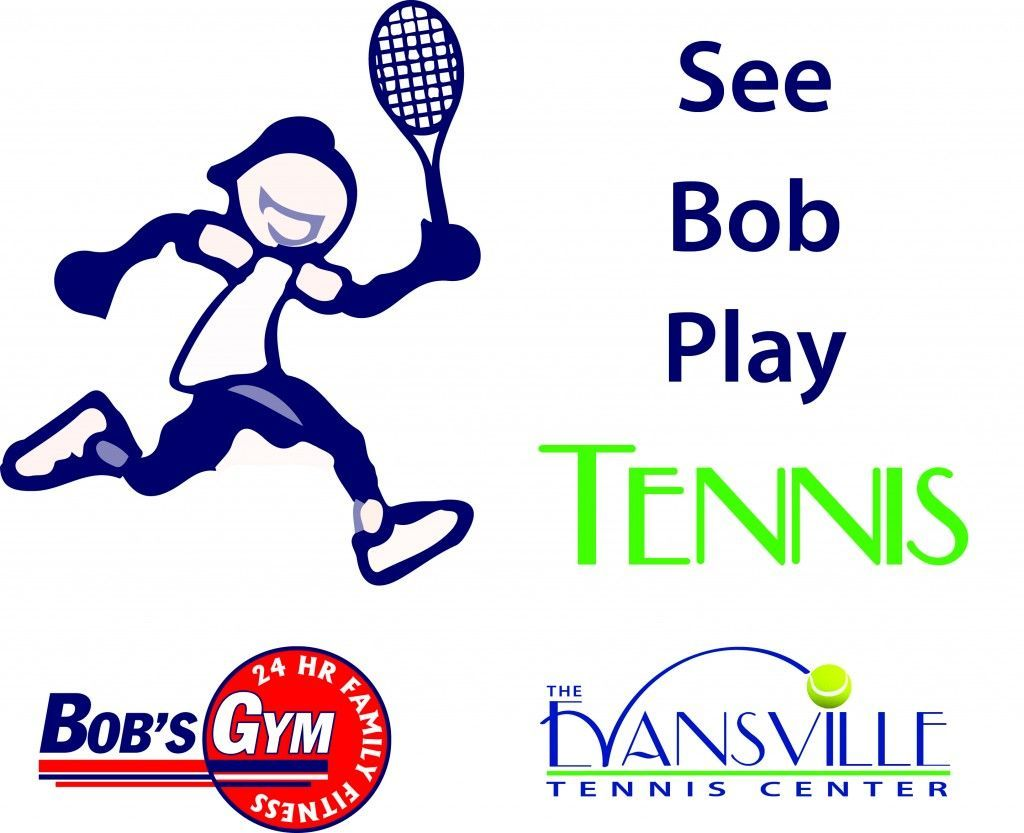Bobs Gym members now have the opportunity to become members of the Evansville Community Tennis As