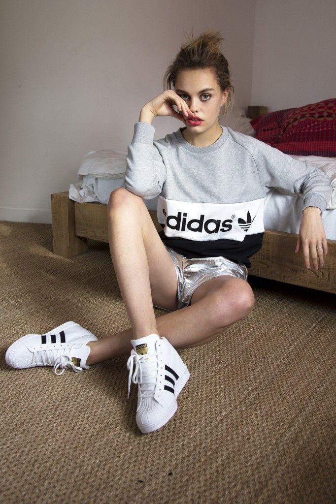 adidas NMD R1 Herren Running orange neon #SDkjU : Schuhe