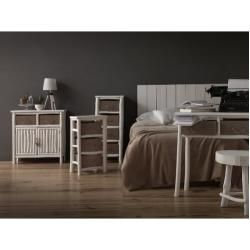 Photo of Chest of drawers Alana with 2 drawers and 2 doors