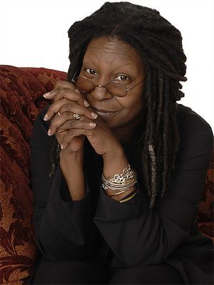 Nude pussy goldberg Whoopi hairy