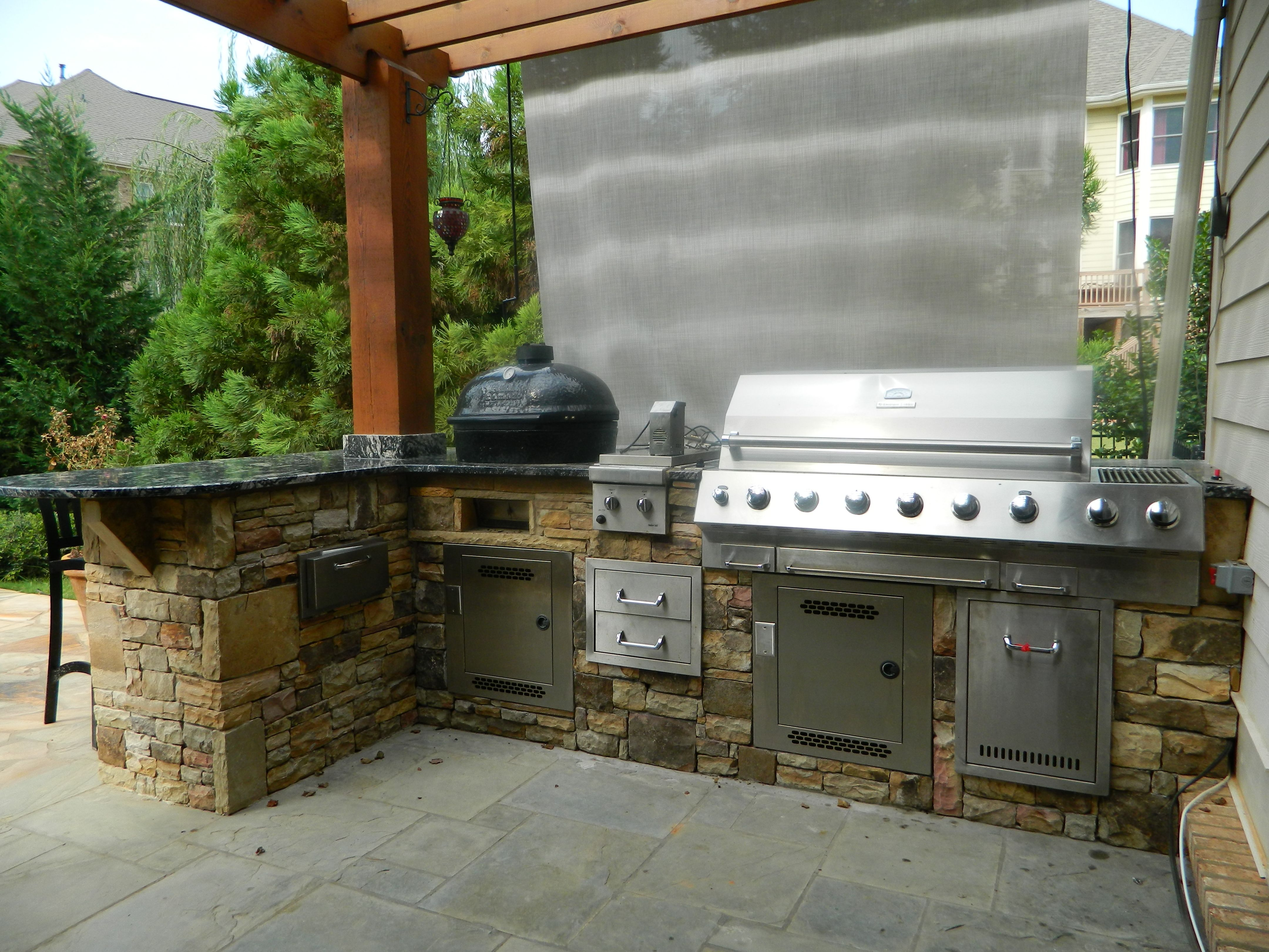 Peach State Pools Will Build You The Perfect Outdoor Kitchen