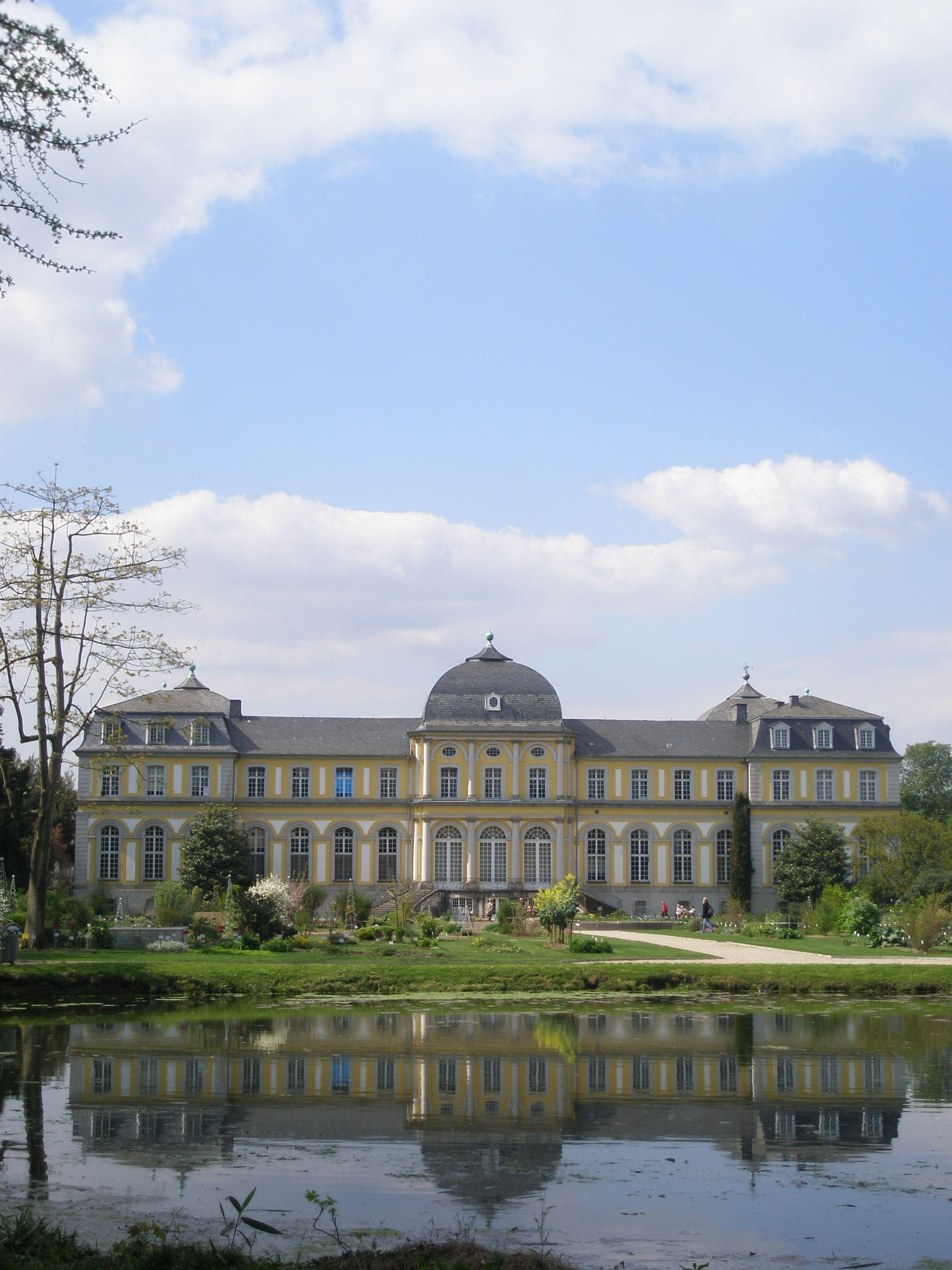 Bonn Germany University I Think Germany Castles Bonn Germany Germany Europe