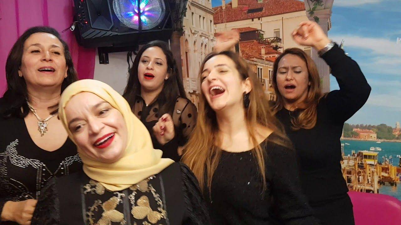 يا ستي يا ختيارة بقيادة الفنانة رحمة بن عفانة Club Elle Yeux