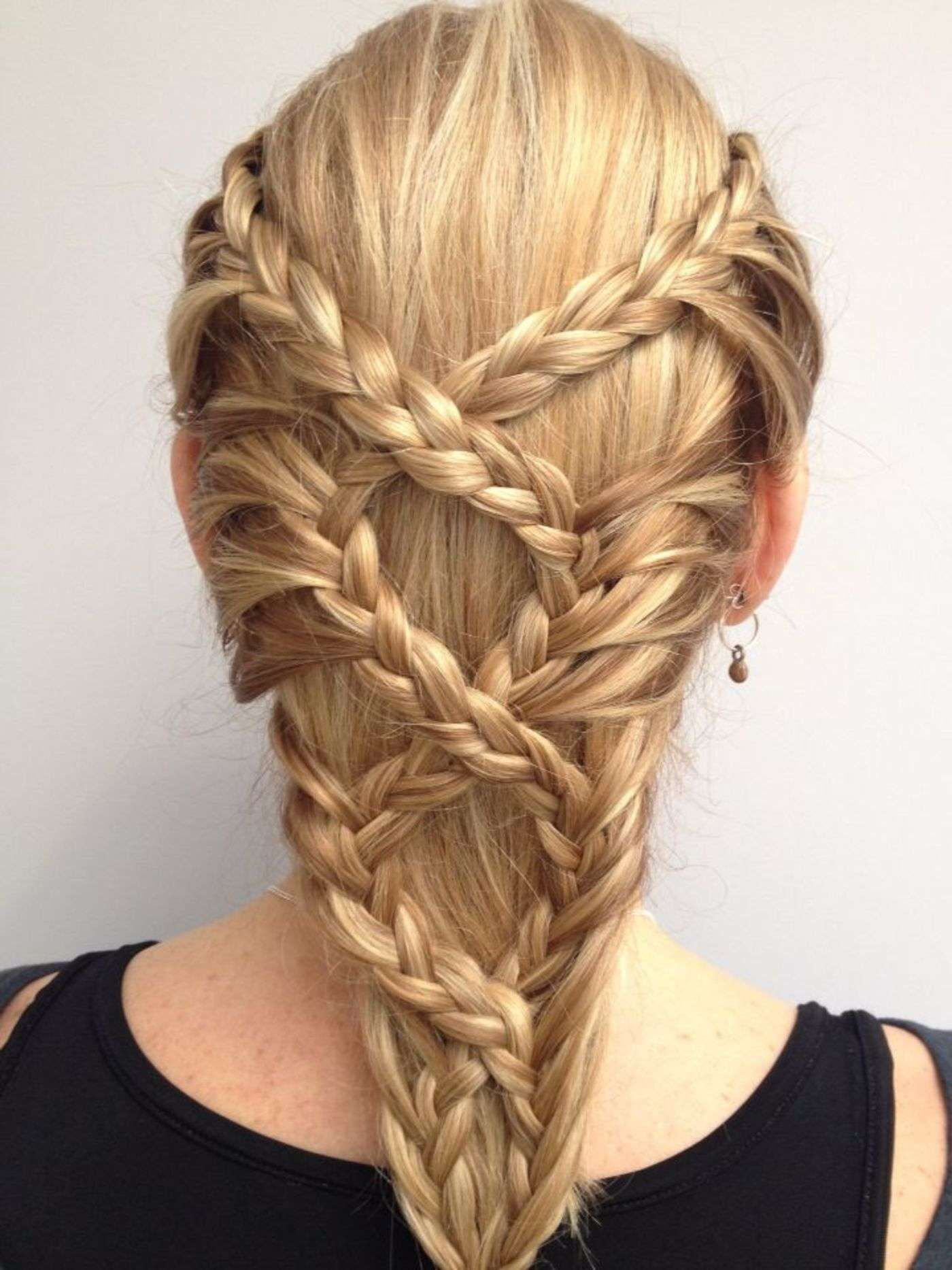 Dare To Wear These 20 Crazy Hairstyles Hair Style Plait Hair And