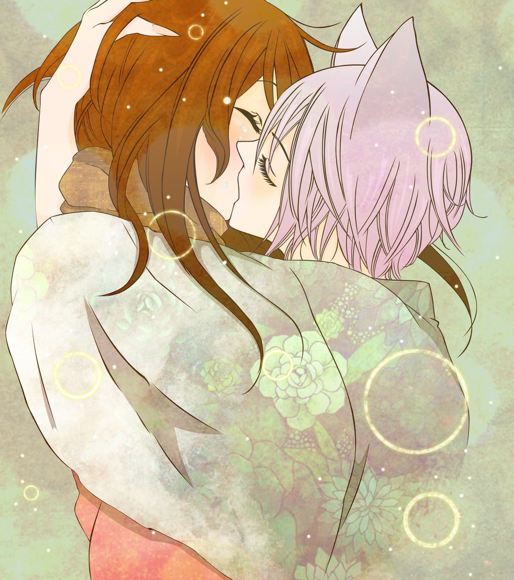 I Ll Come For You By Chewchewlovesyou On Deviantart Anime Anime Kiss Kamisama Kiss