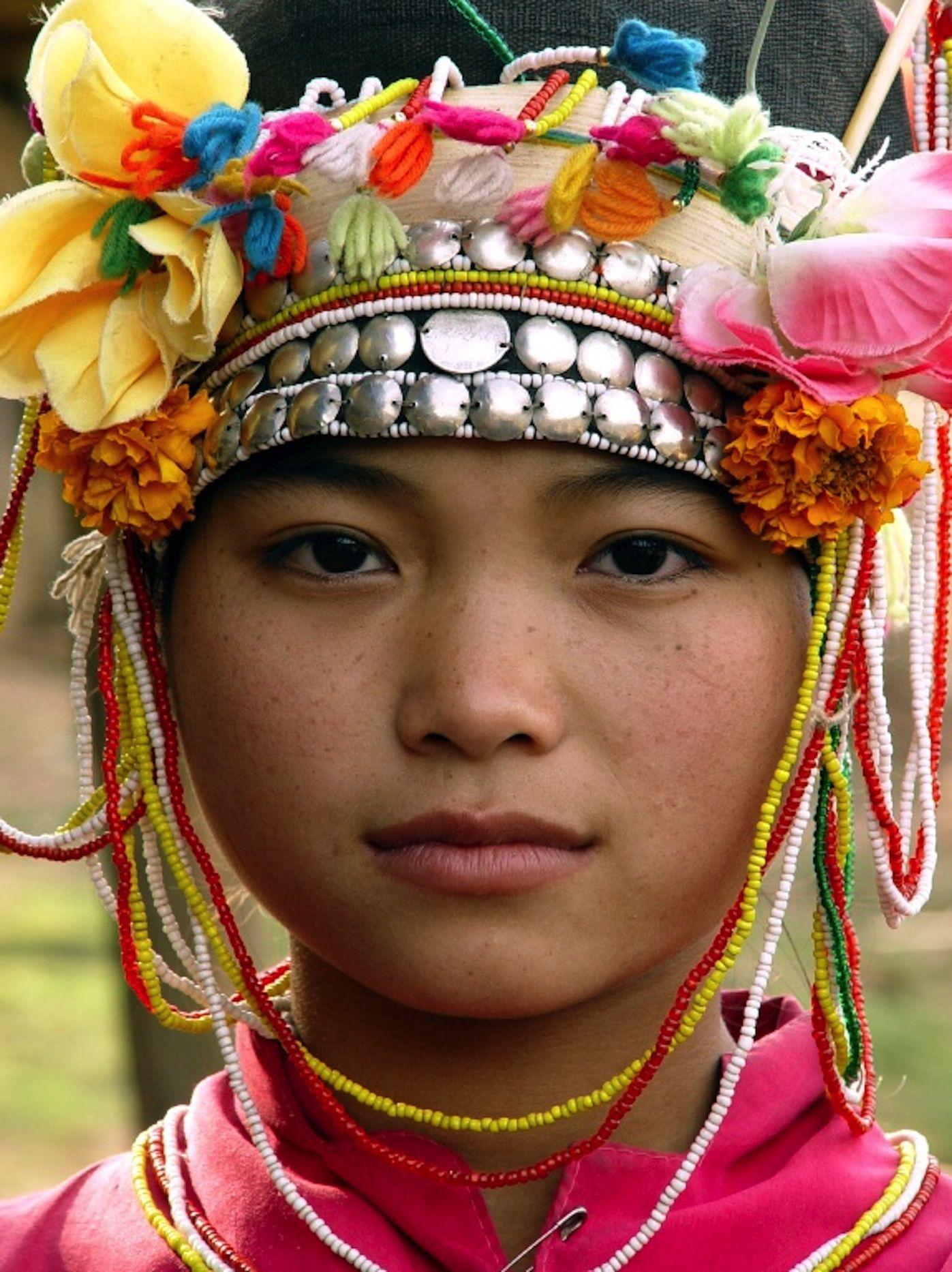 girls Young laos